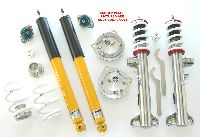 E36 TCKR Single Adjustable Coilover Kits