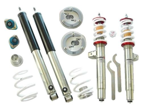 TCKR E46 Double Adjustable Coilover Kit - 1999-2006 E46 3 Series Including M3